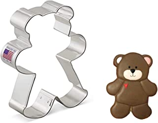 product image for Ann Clark Cookie Cutters Teddy Bear Cookie Cutter, 4.25""