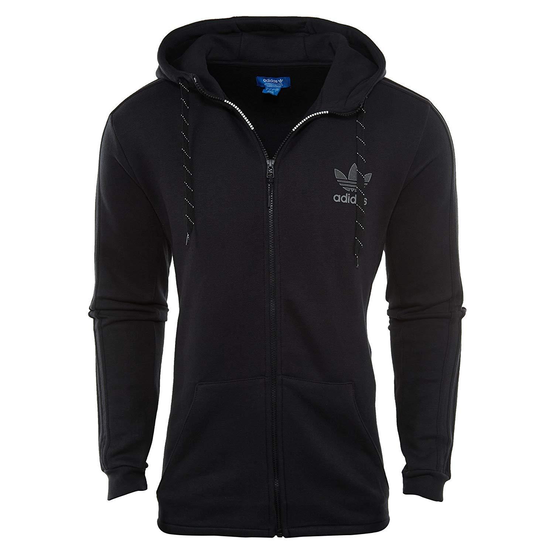 222473e68362 Amazon.com  adidas Adi Edition Fz Hoodie Mens  Sports   Outdoors