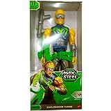 Boneco Max Steel Explorador Turbo - Mattel