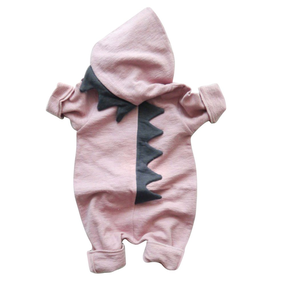 bjduck99 Baby Boy Girl Halloween Dinosaur Costume Newborn Toddler Jumpsuit Romper