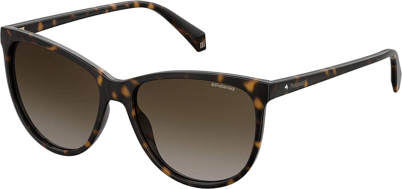 Polaroid PLD 4066/S Gafas de sol, Marrón (DKHAVANA), 57 Unisex Adulto