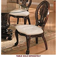 Williamson Cherry Dining Side Chair (Set of 2) - Coaster 101032 Efurnitureshowroom