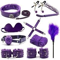 10pcs Sports Exercise Trainning Straps Kit(Purple)