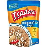 Isadora, Frijoles Refritos Bayos, 400 gramos