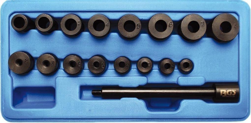 Bgs 1712 - Embrague-zentriersatz, de 17 piezas: Amazon.es: Bricolaje y herramientas