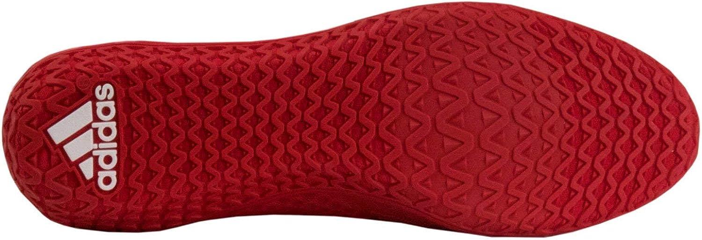 Adidas Herren Mat Wizard 4, Carbon Rot