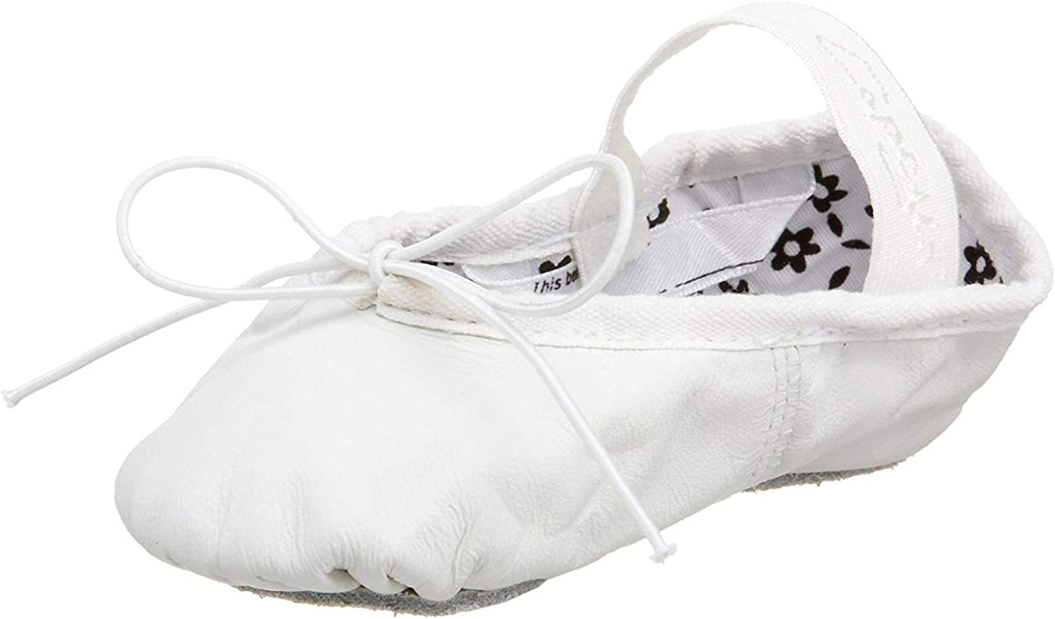B000G0GDZU Capezio Daisy 205 Ballet Shoe (Toddler/Little Kid) 619srujShPL