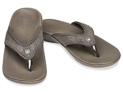 b429077eec5 Amazon.com  Spenco Men s Canvas Sandals   Headband Bundle  Shoes