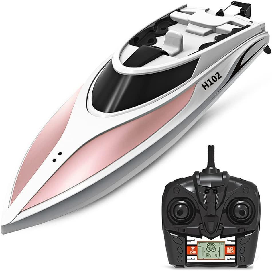 Top 5 Best RC Boat for Kids Reviews in 2020 1