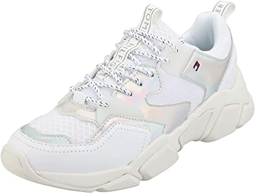 Tommy Hilfiger Iridescent Chunky Womens