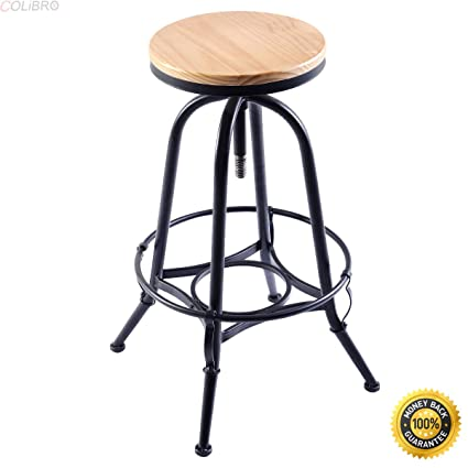 Prime Amazon Com Colibrox Set Of 2 Vintage Bar Stools Industrial Gmtry Best Dining Table And Chair Ideas Images Gmtryco