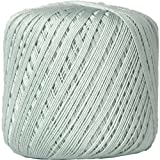 CLASSIC CROCHET 25 COLORS AVAILABLE SIZE 10 3 PLY COTTON 50G BALL (SEA MIST)