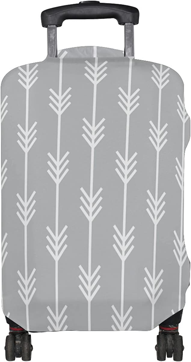 LAVOVO Tribal Arrow Luggage Cover Suitcase Protector Carry On Covers