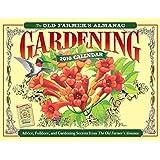 The Old Farmer's Almanac 2016 Gardening Calendar