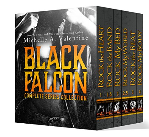 Black Falcon: Complete Black Falcon Series Box Set ()