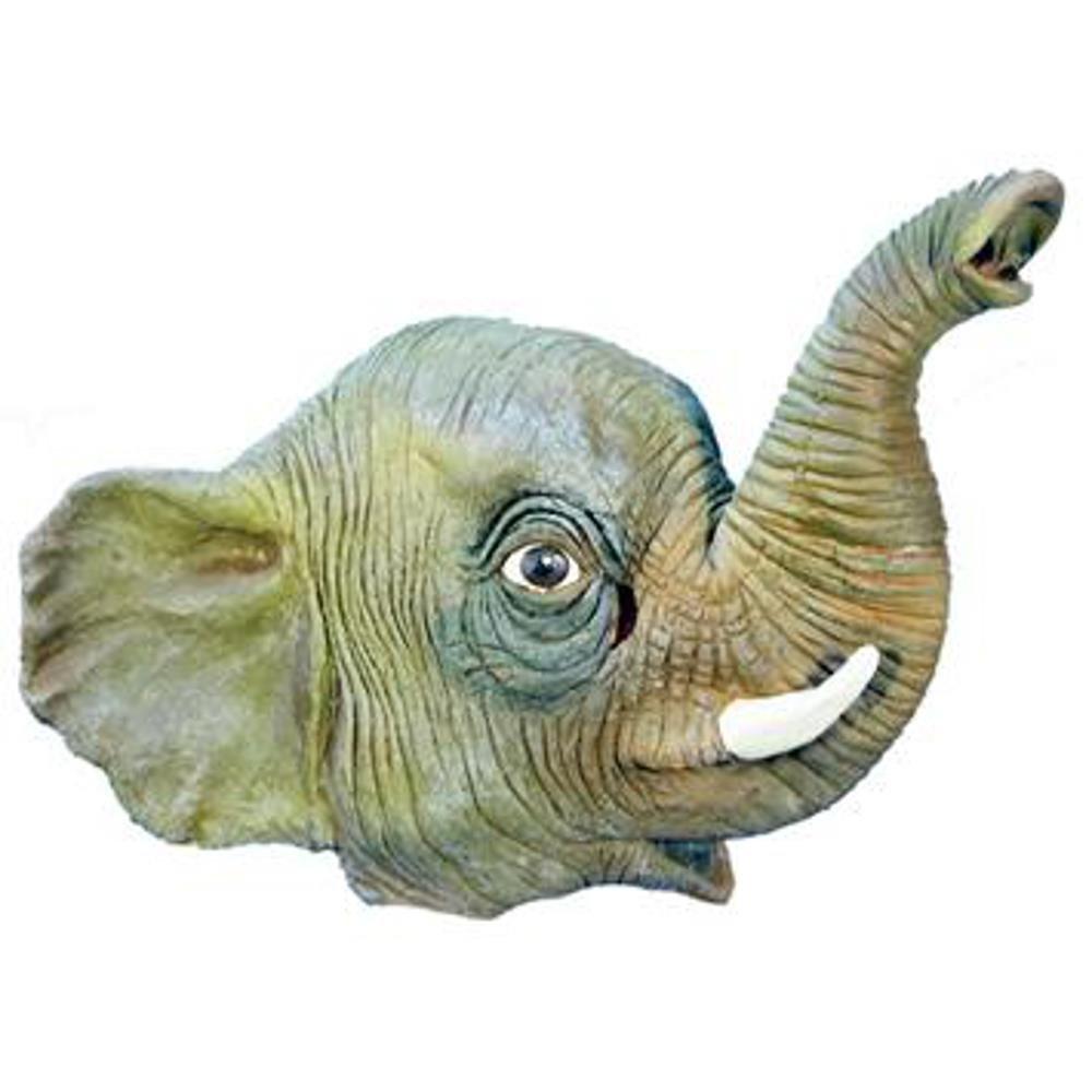Elephant Latex Mask