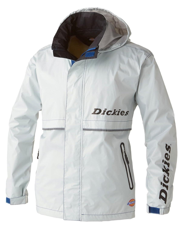 Dickies(ディッキーズ) Dickies レインウェア 上着 合羽 メンズ cc-d3505 B078TQQ4HQシルバー 3L