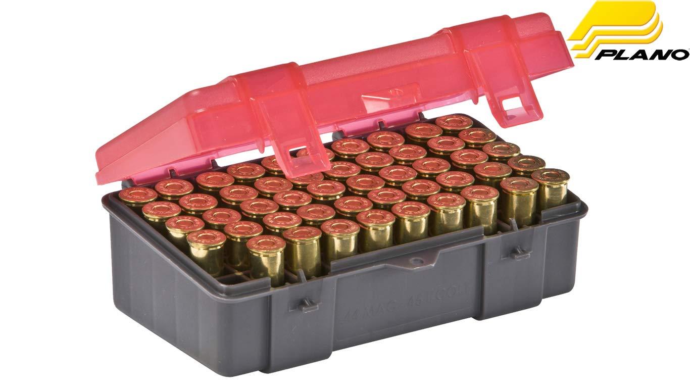 50 Count Handgun Ammo Case