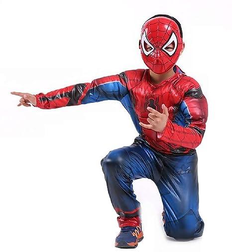 Talla s - 3/5 años - disfraz - máscara - superhéroe - torso ...