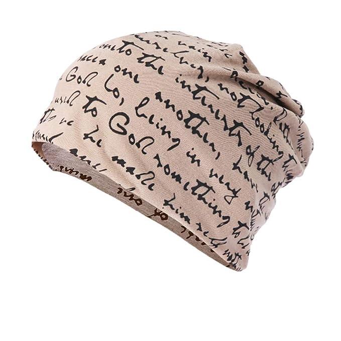 ASHOP-Cappello cappello a maglia maglia donna cappello invernale uomo   Amazon.it  Abbigliamento e8b8ac4fdced