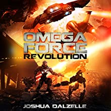 Revolution: Omega Force, Book 9 Audiobook by Joshua Dalzelle Narrated by Paul Heitsch