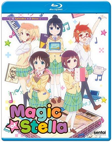 Magic Of Stella [Blu-ray]