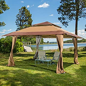 13 x 13 Pop-Up Canopy Gazebo. Great for Providing Extra Shade for your & Amazon.com : 13 x 13 Pop-Up Canopy Gazebo. Great for Providing ...