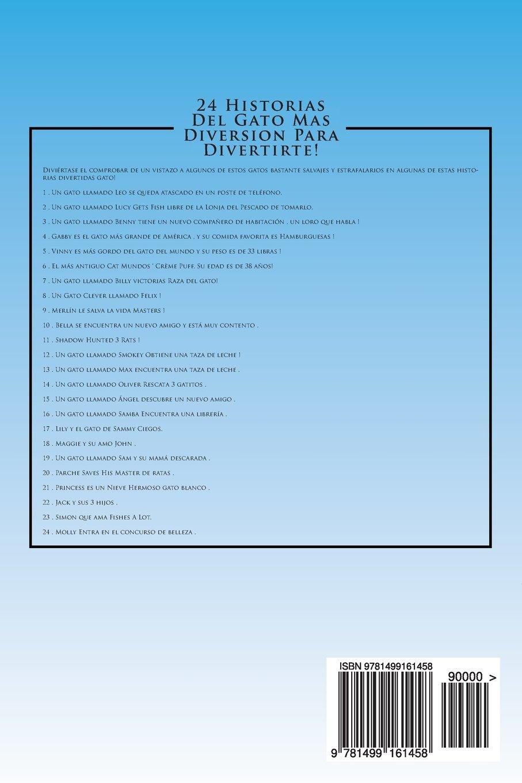 24 Historias Del Gato Mas Diversion Para Divertirte! (Spanish Edition): Judy Holland: 9781499161458: Amazon.com: Books