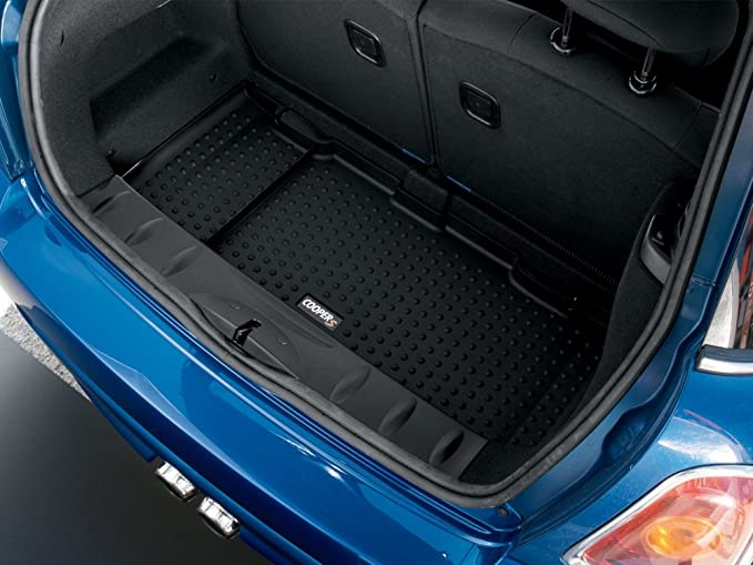 BMW Mini Convertible 2016 Tailored Car Mats Logo CV