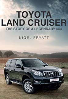 The Land Cruiser Legend Toyota S Cult Four Wheelers All Models