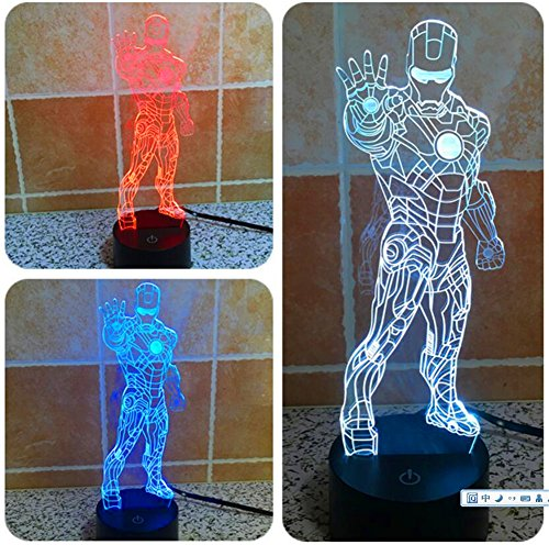 SmartEra Optical Illusion Lighting Standing