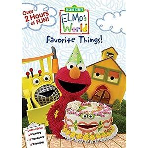 Sesame Street: Elmo's World: Favorite Things (2012)
