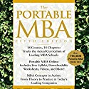 The Portable MBA: The Portable MBA Series Audiobook by Lynn A. Isabella, Timothy M. Laseter, Peter L. Rodriguez, Ian Skurnik, Paul J. Simko, Kenneth M. Eades Narrated by Adam Hanin