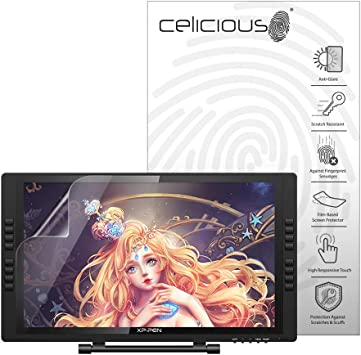 Pack of 2 Celicious Matte Anti-Glare Film Protector Compatible with XP-Pen Artist Display 12