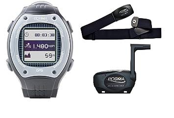 Posma W3 Reloj Deportivo para correr con navegación GPS, Antena de 2 ...