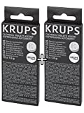KRUPS XS3000 Cleaning Tablets for KRUPS Fully