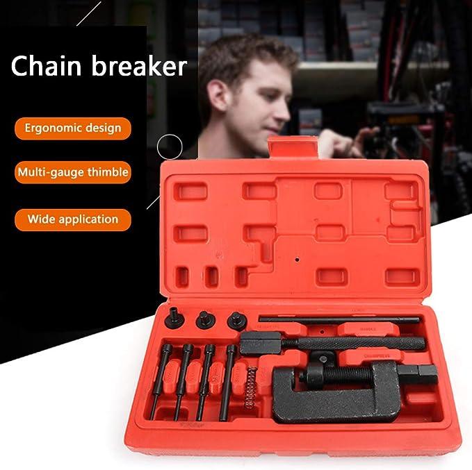 Motorcycle Splitter Riveting Dechainer Remove Timing Chain Breaker Tool
