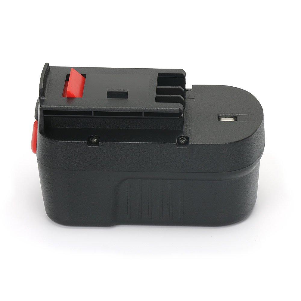 PowerGiant 14.4V 2.0Ah HPB14 Battery for Black & Decker Firestorm 14.4 Volt FSB14 FS140BX A14 A1714 BD1444L 499936-34 499936-35 Power Pack by POWERGIANT (Image #8)