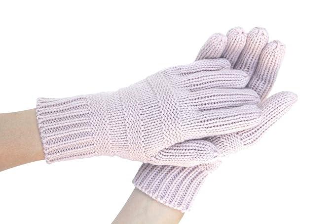 passende Strickm/ütze und passende Handschuhe Loop-Schal Hilltop Stellen Sie sich Ihr Winter Kombi Set zusammen
