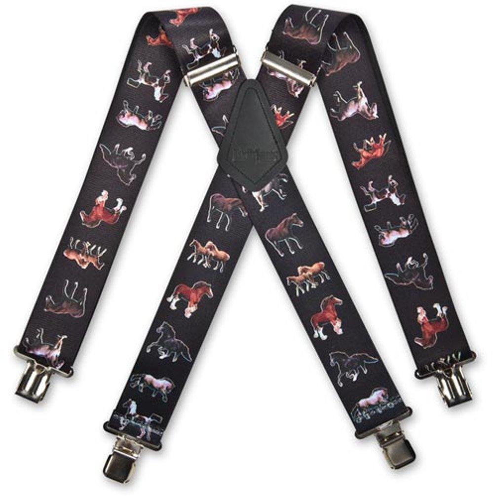Chevaux de 50 mm (5, 1 cm) de large Brimarc Bretelles de pantalon de travail trè s ré sistant 1cm) de large Brimarc Bretelles de pantalon de travail très résistant