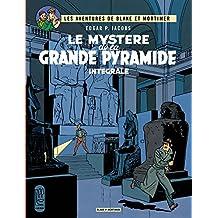 Blake et Mortimer Intégrale - Mystère grande pyramide T04&05