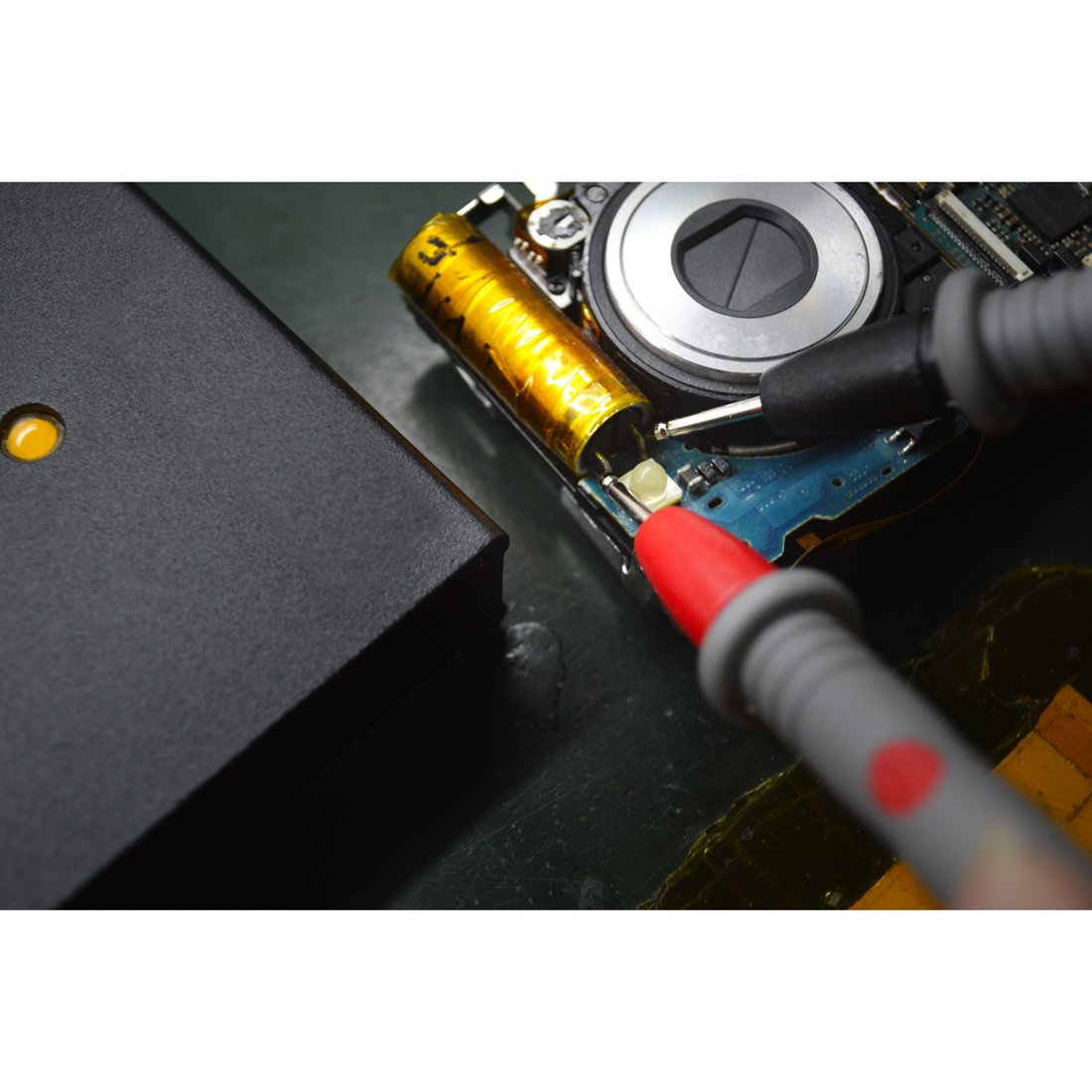 LED Light 4RD Gen Discharger Protection Electrician Voltage Discharging Tool for Electronic Sparkpen Battery Capacitor Discharge Pen