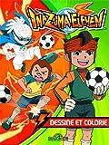 Inazuma Eleven : Dessine et colorie