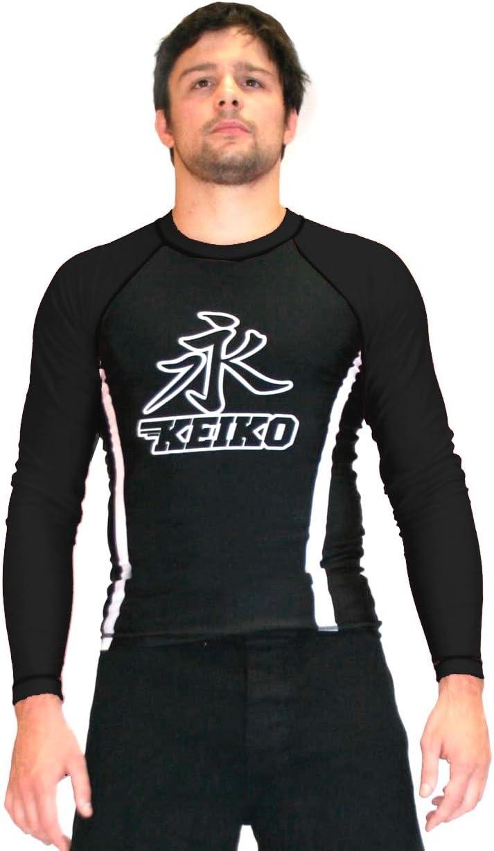 KEIKO SPORTS Speed Rashguard L//S Black