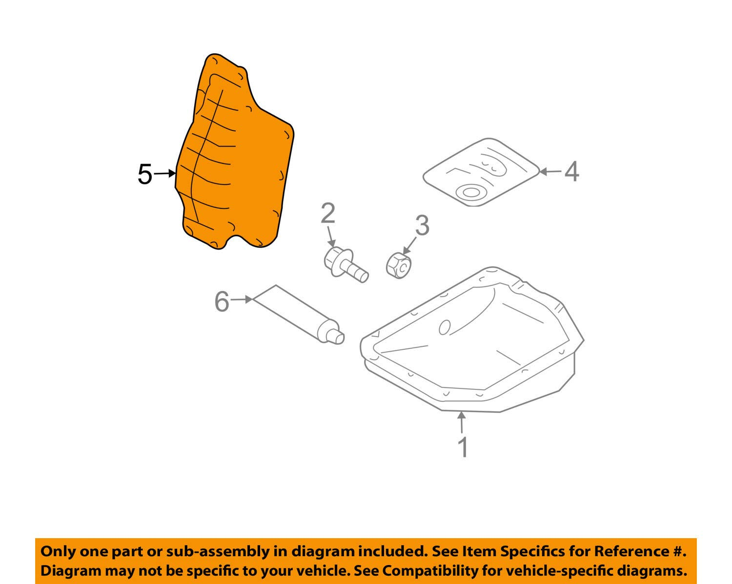 HYUNDAI OEM 06-11 Accent Transaxle Parts-Side Cover 4533428012