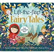 Lift the Flap: Fairy Tales (Can You Find Me?)