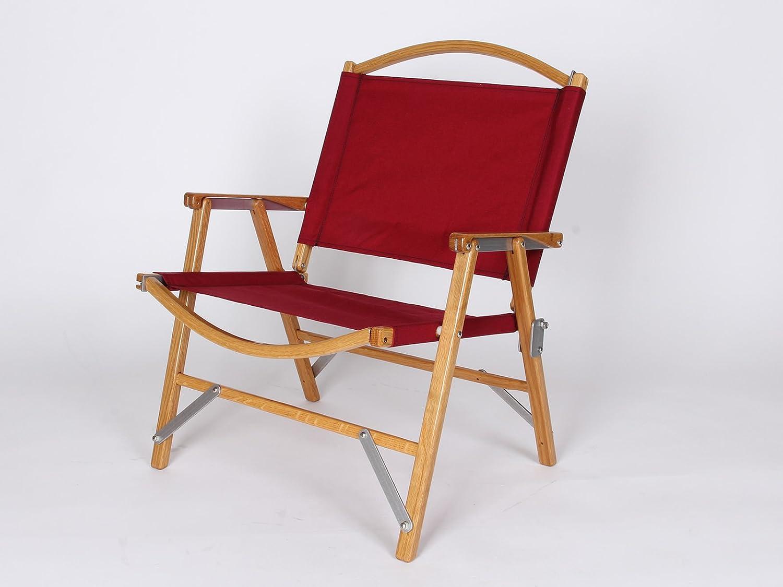 カーミットチェア Kermit Chair [ バーガンディ ]   B015GUMMMC