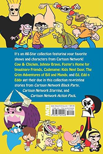 Amazon Com Cartoon Network All Star Omnibus 9781631401428 Various Various Books