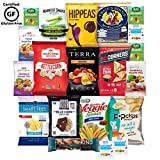 Gluten Free Healthy Snacks, Mixed Premium Set of Snacks Includes Veggie, Popcorn and Gummy Snacks Care Package (20 Count) (20 pack) Review