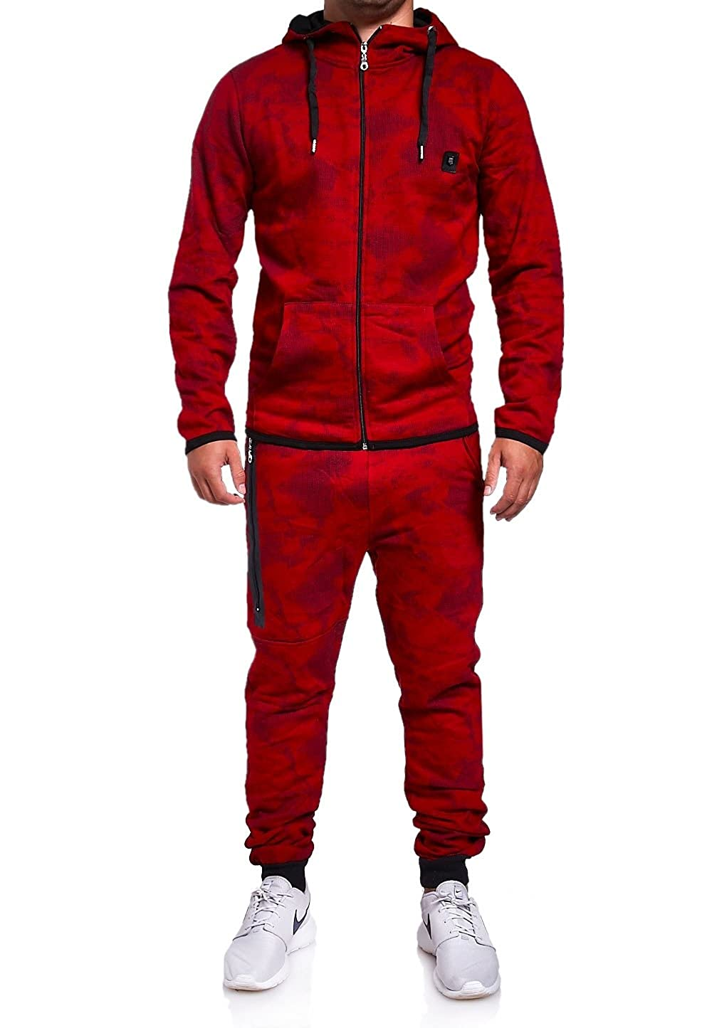 Sweatshirt R-739 MYTRENDS Styles MT Styles Track Suit Bottoms Jogging Pants